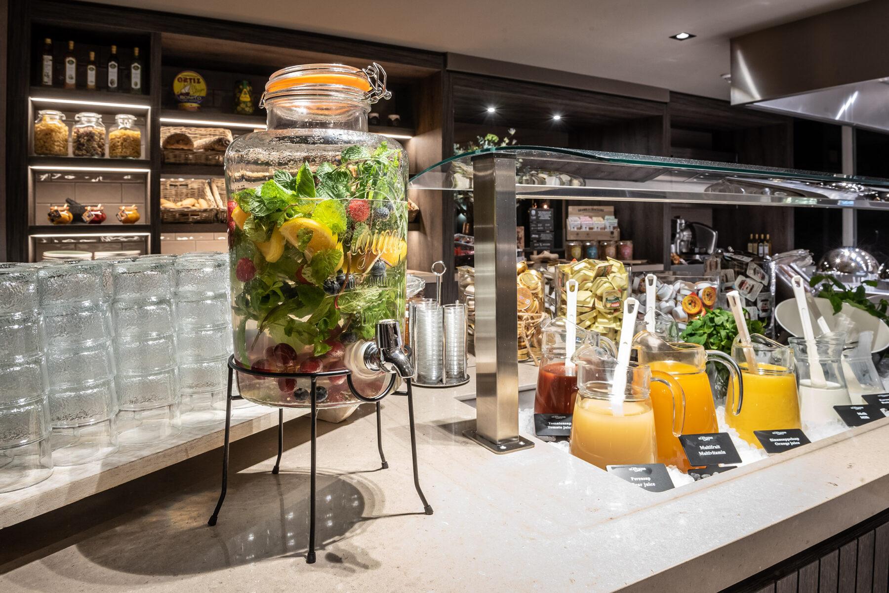 Grenshotel de jonckheer ontbijt